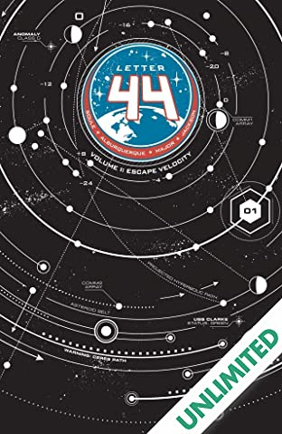 Letter 44 Vol. 1: Escape Velocity